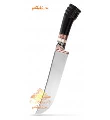 """Узбекский нож пчак от Бахрома Юсупова """"Агути"""""""