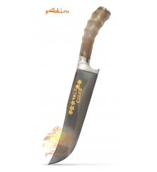 """Узбекский нож пчак из города Чуст """"Руины"""""""
