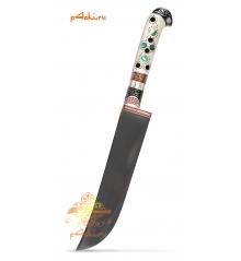 """Узбекский нож пчак от усто Дониера """"Млечный путь"""""""