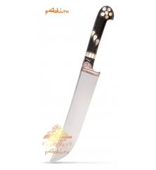 "Узбекский нож пчак от усто Абдувахоб ""Капель"""
