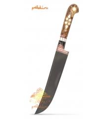 Узбекский нож пчак Ореховый от усто Хайрулло