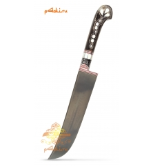 Узбекский нож пчак Кукабара от усто Дониера