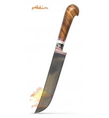 Узбекский нож пчак Яблочный от усто Хайрулло