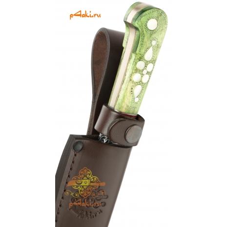 Узбекский нож пчак Лаймовый десерт от усто Дониера
