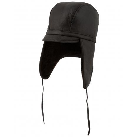 фотография мужской меховой шапки
