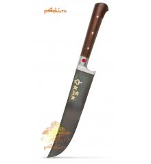 Узбекский нож пчак текстолит Классический от усто Орзу