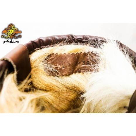 Сапоги монгольские женские двусторонняя собака