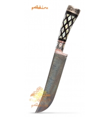 """Узбекский нож пчак от усто Ибрагима """"Ромб"""""""