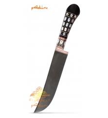 """Узбекский нож пчак от усто Ибрагима """"Головоломка"""""""