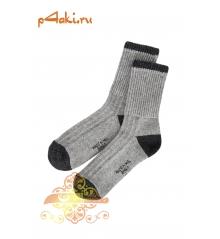 Носки из шерсти яка