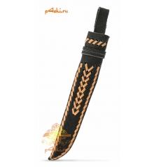 Замшевые ножны для узкого пчака (клинок 15 см)