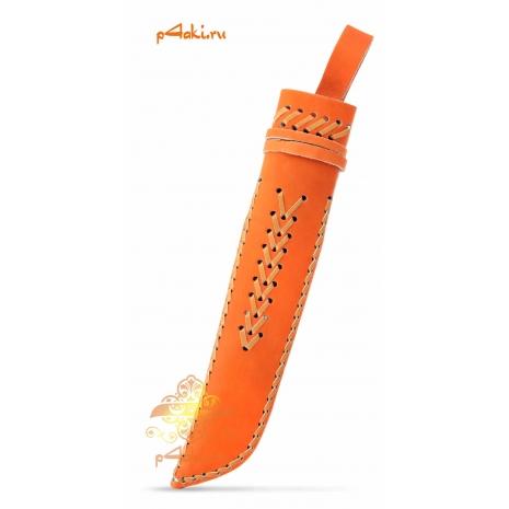 фотография замшевых ножен для пчака