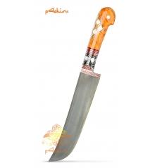"""Узбекский нож пчак от усто Дониера """"Большой взрыв"""""""