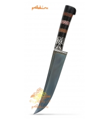 Узбекский нож пчак эбонит, текстолит, латунь