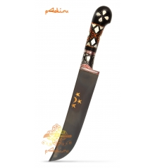 "Узбекский нож пчак ""Саримсок"""