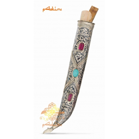 фотография ножен для узбекского ножа пчак