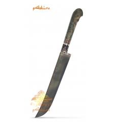"""Узбекский нож пчак """"Малакит"""""""