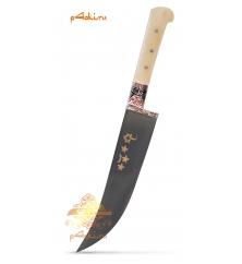 Узбекский нож пчак, афганка от усто Умиджона