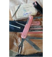 Нож складной восьмипредметный. 95 мм. СССР