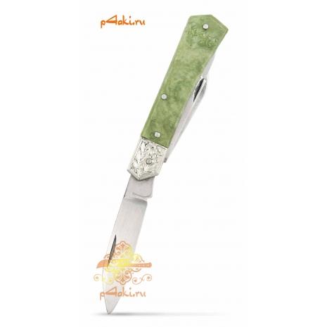 фотография складного ножа рябинка производства СССР