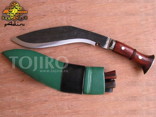 "Кукри Nepal Kukri House 10"" Force black"
