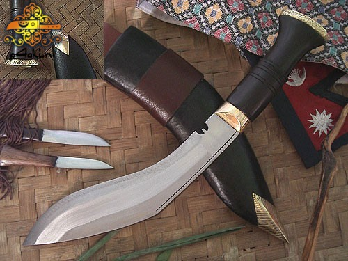 "Кукри Nepal Kukri House 9"" 3 in 1 Special"